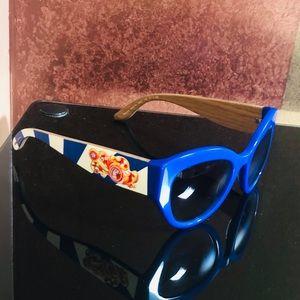 NWT - Dolce & Gabbana - 52mm Cat Eye Sunglasses